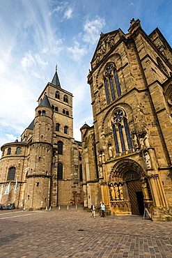13th century Church of Our Lady (Liebfrauenkirche) in Trier (Treves), a UNESCO World Heritage Site, Rhineland-Palatinate, Germany, Europe