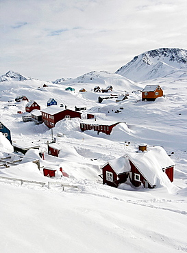 Kulusuk. Greenland.
