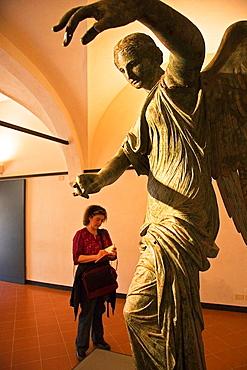Aphrodite. Santa Giulia. Brescia, Lombardy. Italy.