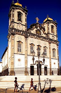 nossa senhora do bonfim, church, salvador, bahia, brazil, south america.
