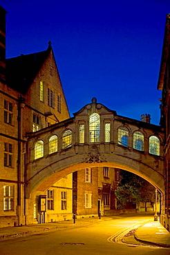 Hertford College, Oxford, England, UK.