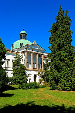 Chateau Topolcianky (Topolciansky zamok), Topolcianky, Slovakia.