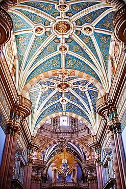 Parroquia de la Asuncion de Maria, Lagos de Moreno, Jalisco, Mexico.