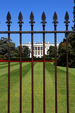 White House, Washington D.C., USA.