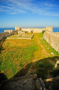 Fortress of Bozcaada, Bozcaada, Turkey
