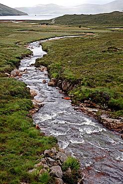 River, Isle of Skye, Highland, Scotland, UK