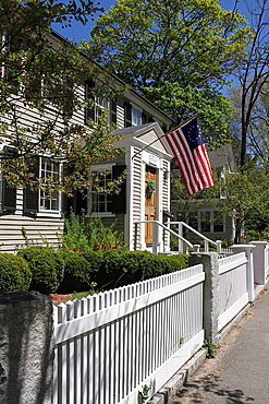 A home in Concord, Massachusetts.