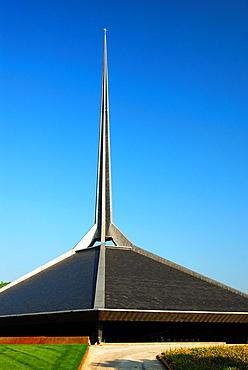 North Christian Church, Columbus Indiana