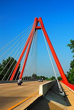 Second Avenue Bridge, Columbus Indiana