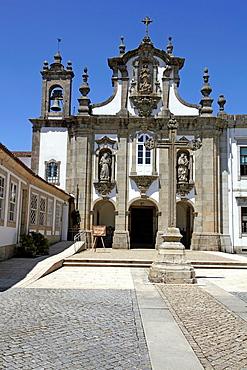 Carmelite Convent Guimaraes north of Portugal.