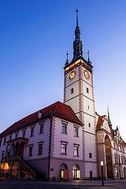 Olomoucka radnice, Town Hall building, Olomouc, Czech Republic