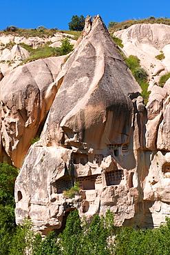 Goreme [ Goreme ] Open Air Museum, Cappadocia Turkey.