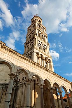 cathedral Saint Domnius, Split, Croatia.
