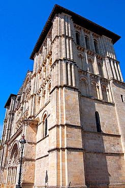 Sainte Croix' church, (XIIc. former benedictine cluster), Bordeaux, Gironde, Aquitaine, France, Europe.