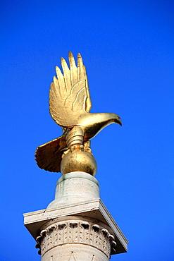 Malta, Floriana, Commonwealth Forces Memorial.