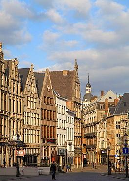 Belgium, Antwerp, Grote Markt, Main Square