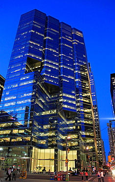 Canada, Ontario, Toronto, Financial District, Sun Life Building,.