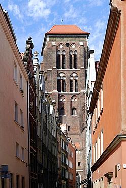 Church Saint Mary of Gdansk