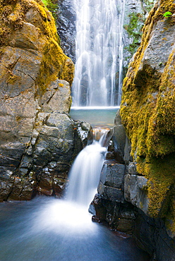 Susan Creek Falls, Umpqua National Forest, Oregon USA.