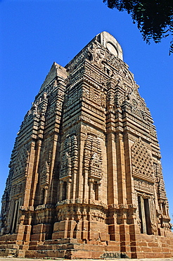 Teli-ka-Mandir temple, IX century, Gwalior, Madhya Pradesh, India, Asia.