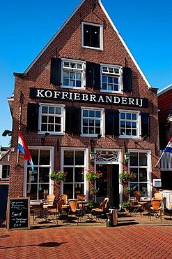 Coffee house, Dokkum, Netherlands