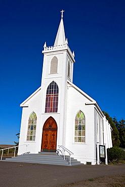 Church of Saint Teresa of Avila, Bodega, California, United States of America.