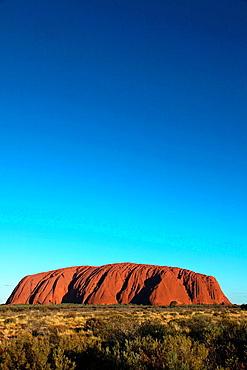 Uluru, Northern Territory, Australia.