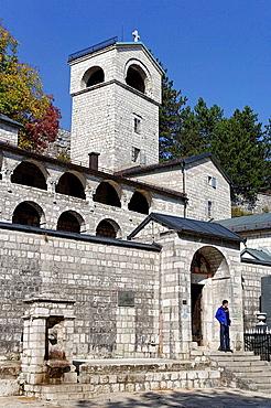 Cetinje,Cetinje Monastery,18th century,Montenegro