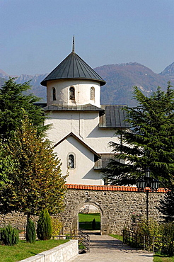 Moraca Monastery,1252,by King Stefan Nemanjic,Montenegro