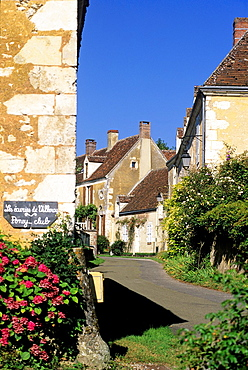 Villeray, commune of Condeau in the Regional Natural Park of Perche, Orne department, Lower Normandy region, France, Western Europe.