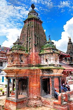 Durbar Square, Patan, Lalitpur, Nepal.