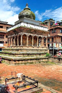 Hindu temple, Patan, Lalitpur, Nepal.