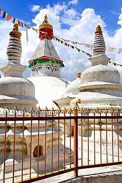 Ashoka's Northern stupa, Patan, Lalitpur, Nepal.