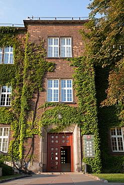 Information Centre, Wawel Hill, Krakow, Poland.