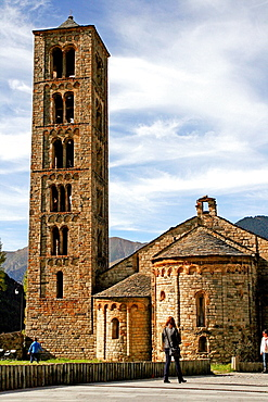 Romanesque Church of Sant Climent, Taull, Vall de Boi, Catalonia, Spain