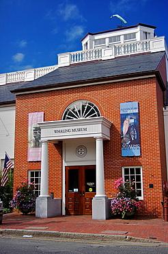Whaling Museum, Nantucket, Massachusetts, United States.