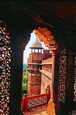 Fort, Agra, Uttar Pradesh state, India