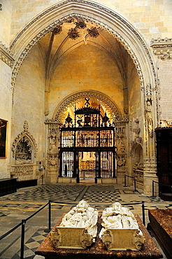 Condestable chapel, Cathedral, Burgos, Spain