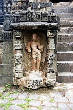 Anwa Shiva temple. General-View. Aurangabad, Maharashtra, India.