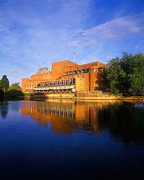 Royal shakespeare theater, Stratford upon avon, England, U.k.