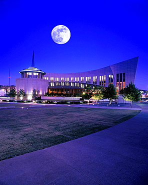 COUNTRY MUSIC HALL, OF FAME MUSEUM, NASHVILLE TENNEssEE, USA