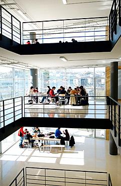 Universidad Politecnica, Universidad del Pais Vasco (UPV/EHU), Gipuzkoa Campus, Donostia-San Sebastian, Euskadi.