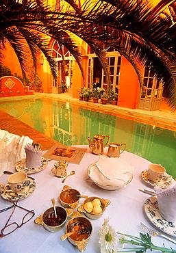 Casa de Carmona luxury hotel, Carmona, Sevilla province, Spain