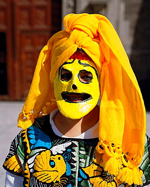 Day of the Dead, Mexico D.F., Mexico - 817-72378