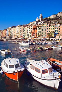 Europe, Italy, Liguria, Portovenere