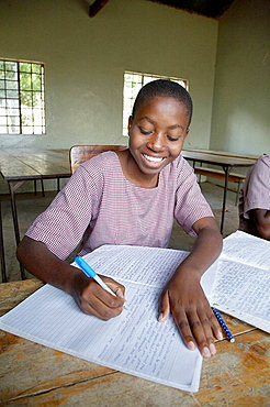 Kowak Girls High school, Tanzania