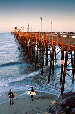 Surfers, California, USA