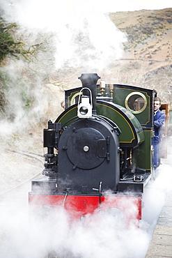Talyllyn Railway, Gwynedd, Wales, United Kingdom, Europe