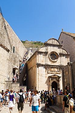 Church of St.Savior, Dubrovnik, Dubrovnik-Neretva county, Croatia, Europe