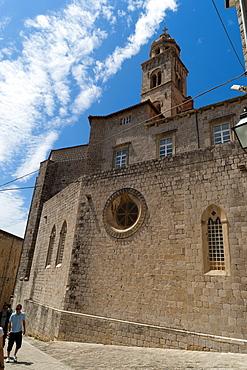 Dominican Monastery Museum, Dubrovnik, Dubrovnik-Neretva county, Croatia, Europe